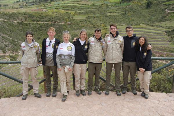 Aventura Perú #StopBullying: Llegamos a Inti Punku