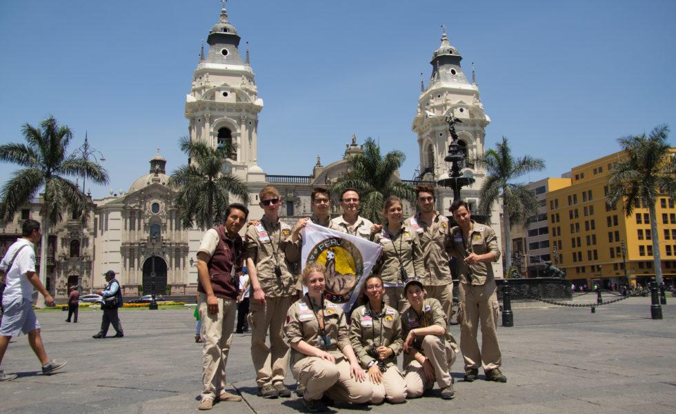 Aventura Perú #StopBullying Primera Parada