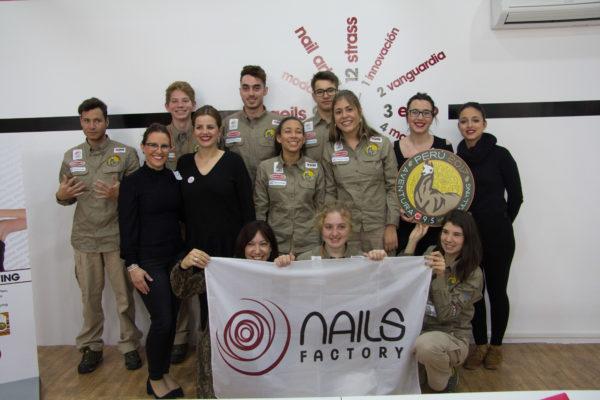 Nails Factory se une a la #AventuraC95Perú #StopBullying