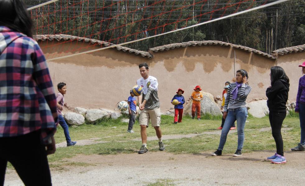 Aventura Perú #StopBullying: gastronomía, intercambio de vivencias y multiculturalidad