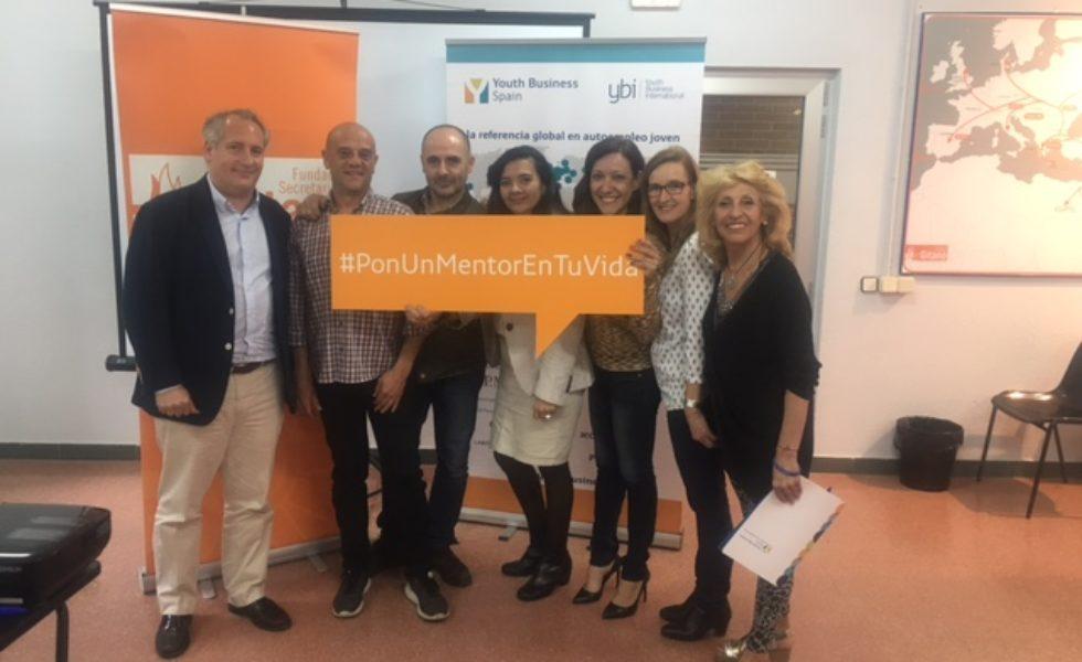 Nails Factory participa en el programa Mentoring de Youth Business Spain