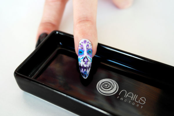Nail Art para Halloween