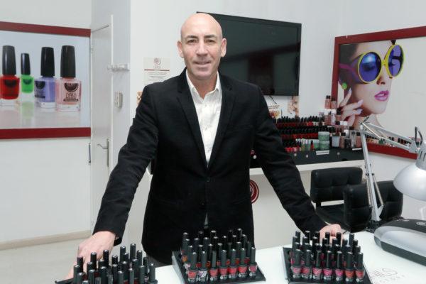Javier Iglesias franquiciado de Nails Factory