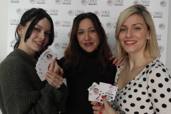 Os presentamos a las ganadoras de Yo soy Nails Factory