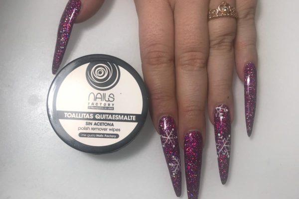 ¿Cuál es el largo ideal para las uñas?