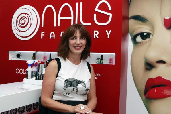Natividad, propietaria de dos franquicias Nails Factory