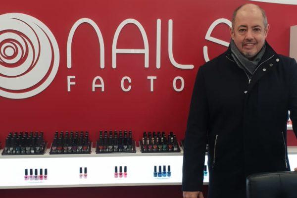 Miguel gestiona 5 franquicias Nails Factory en Galicia