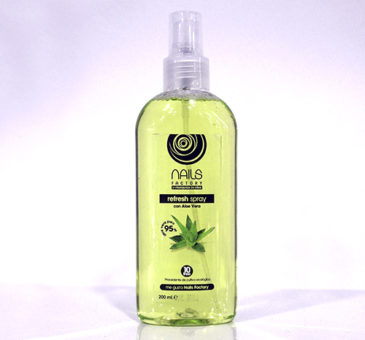 Refresh Spray con Aloe