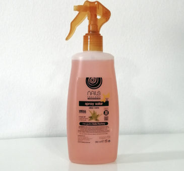 Spray Solar de Aloe FP 25.