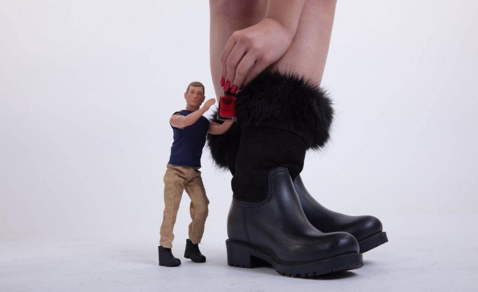 ¿Cómo tener unos pies perfectos en invierno?