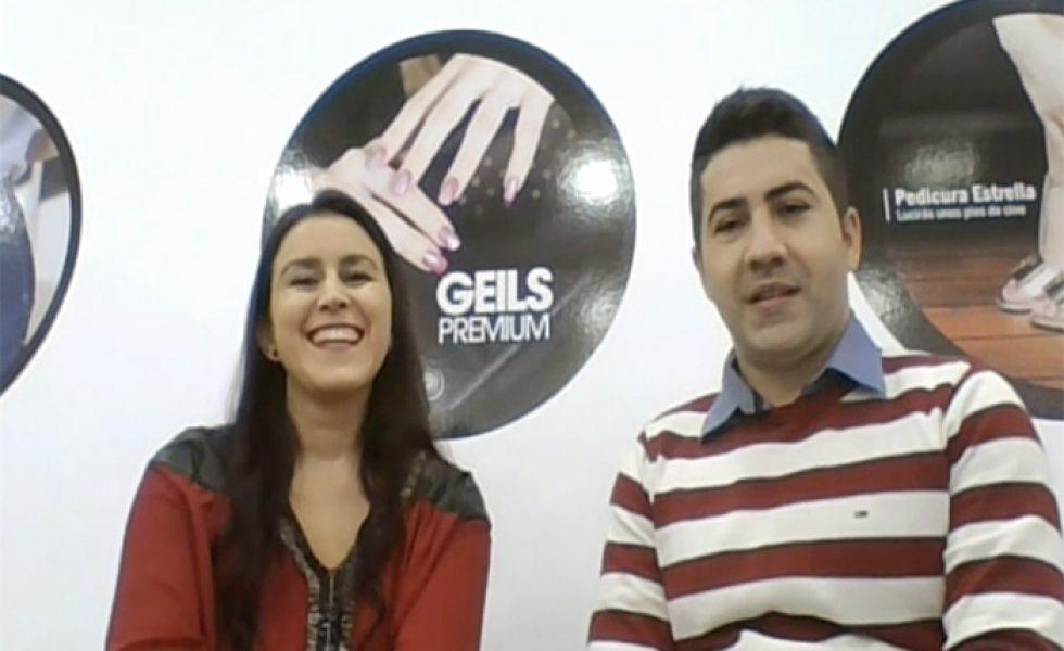 Ioana gestiona 4 centros Nails Factory en Alicante
