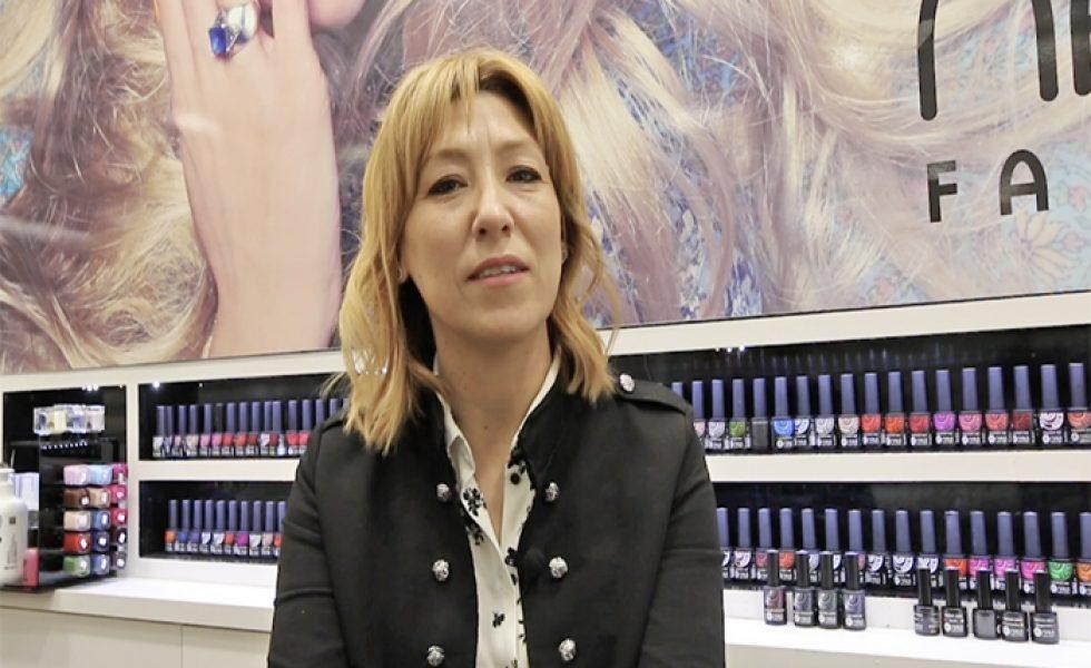 Ángeles Crujera propietaria de 3 franquicias Nails Factory