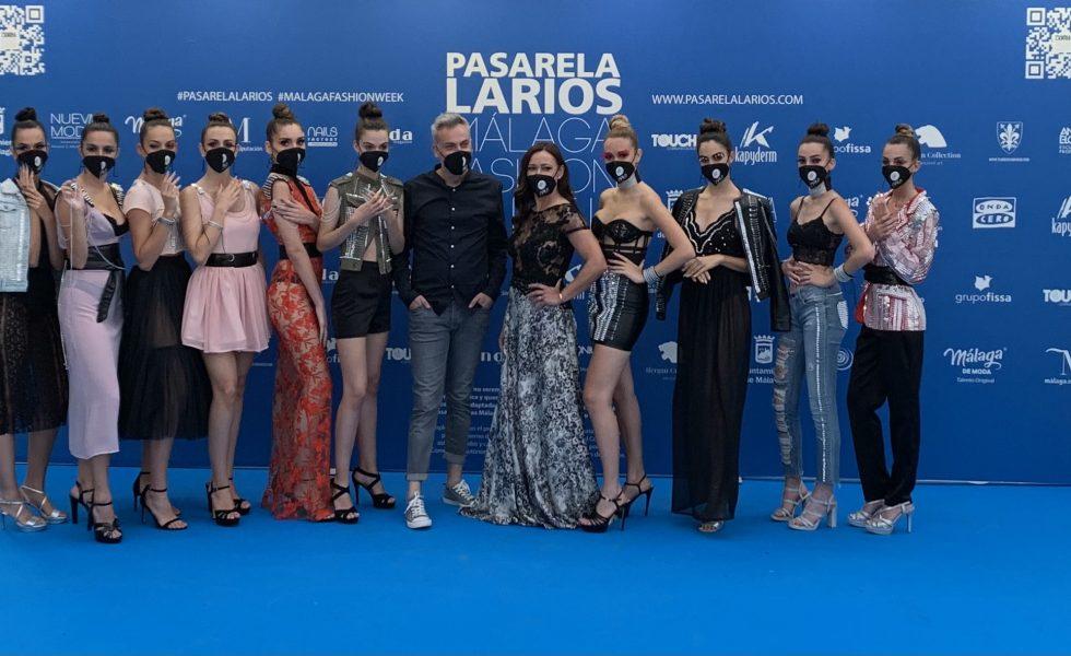 Nails Factory vuelve a brillar en la Pasarela Larios
