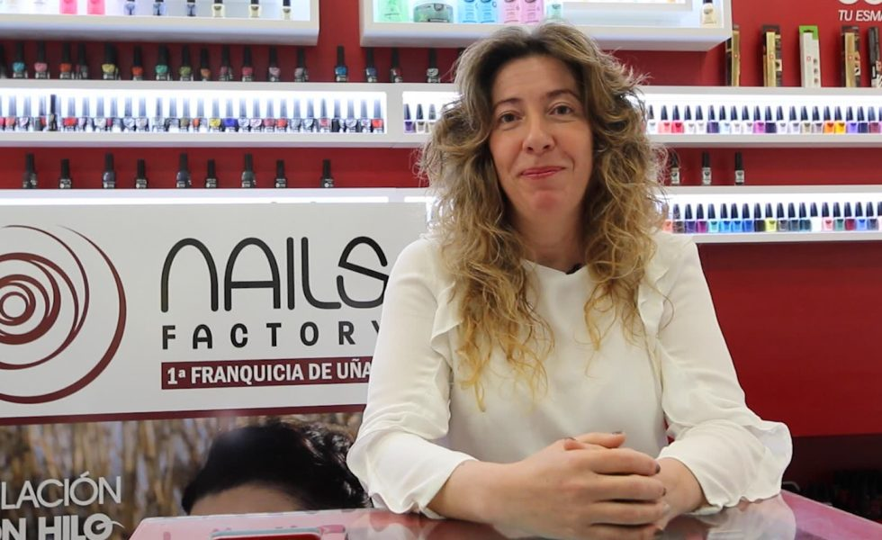 Entrevista a Eva Roncero gerente de dos franquicias Nails Factory