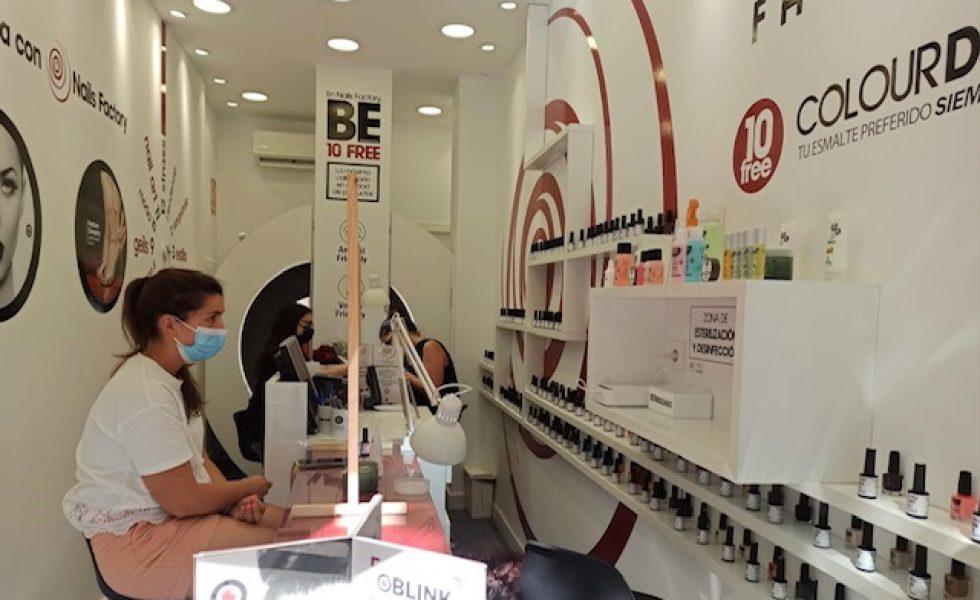 Nueva franquicia Nails Factory en Madrid