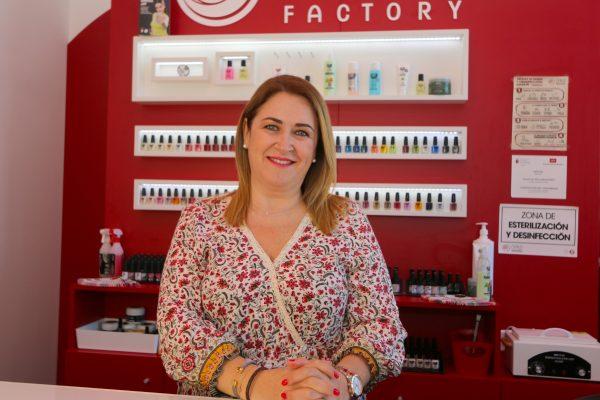 Entrevista a Mónica gerente de 4 franquicias Nails Factory