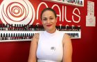 Beatriz gerente de una franquicia Nails Factory en León - Nails Factory