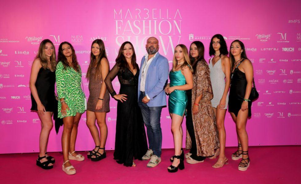 💅 Nails Factory patrocinador oficial Marbella Fashion Show